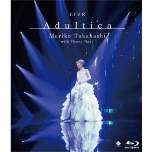 高橋真梨子/LIVE Adultica [Blu-ray]|ggking