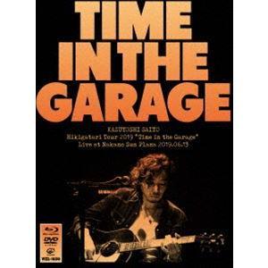 斉藤和義 弾き語りツアー2019 Time in the Garage Live at 中野サンプラザ 2019.06.13(初回限定盤) [Blu-ray]|ggking