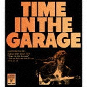 斉藤和義 / 斉藤和義 弾き語りツアー2019 Time in the Garage Live at 中野サンプラザ 2019.06.13(初回限定盤) [CD]|ggking