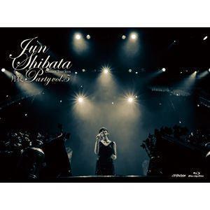 柴田淳/JUN SHIBATA CONCERT TOUR2019 月夜PARTY vol.5 〜お久しぶりっ子、6年ぶりっ子〜(初回限定盤) [Blu-ray]|ggking