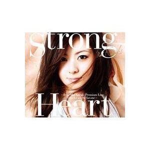 倉木麻衣/Storong Heart〜from Mai Kuraki Premium Live One for all,All for one〜(通常盤) [DVD]|ggking