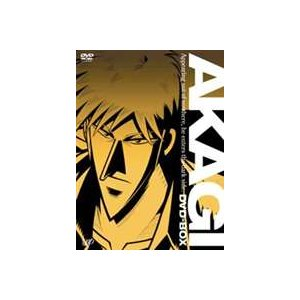 闘牌伝説アカギ DVD-BOX 2 羅刹の章 [DVD]|ggking