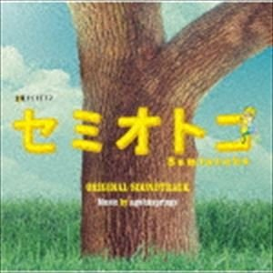 agehasprings(音楽) / テレビ朝日系金曜ナイトドラマ セミオトコ オリジナル・サウンドトラック [CD]|ggking