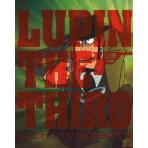 ルパン三世 second-TV. BD-BOX V [Blu-ray]|ggking