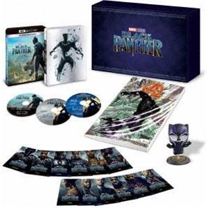 ブラックパンサー 4K UHD MovieNEX プレミアムBOX(数量限定) [Ultra HD Blu-ray]|ggking