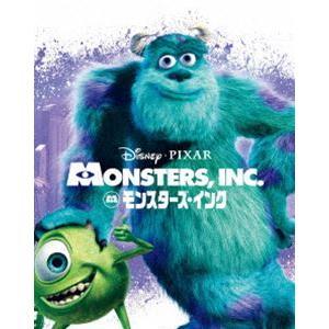 モンスターズ・インク MovieNEX アウターケース付き(期間限定) [Blu-ray]|ggking