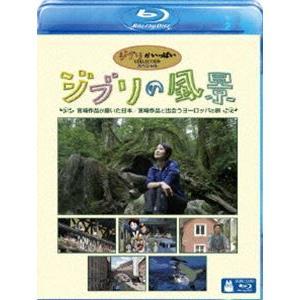 ジブリの風景 宮崎作品が描いた日本/宮崎作品と出会うヨーロッパの旅 [Blu-ray]|ggking