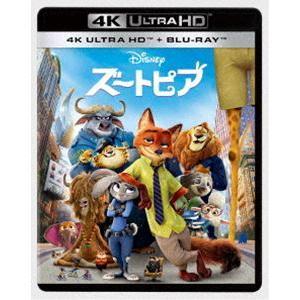 ズートピア 4K UHD [Ultra HD Blu-ray]|ggking