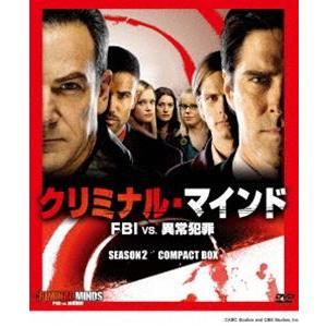 クリミナル・マインド/FBI vs. 異常犯罪 シーズン2 コンパクトBOX [DVD]|ggking