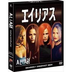 エイリアス シーズン1 コンパクトBOX [DVD]|ggking