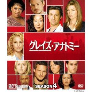 グレイズ・アナトミー シーズン4 コンパクトBOX [DVD]|ggking