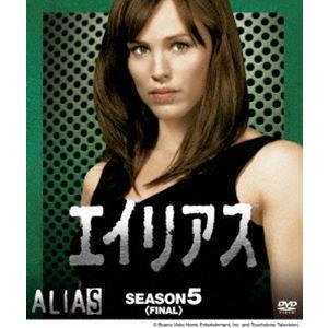 エイリアス シーズン5<ファイナル> コンパクトBOX [DVD] ggking