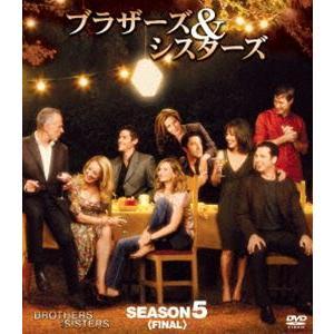 ブラザーズ&シスターズ シーズン5〈ファイナル〉 コンパクト BOX [DVD]|ggking