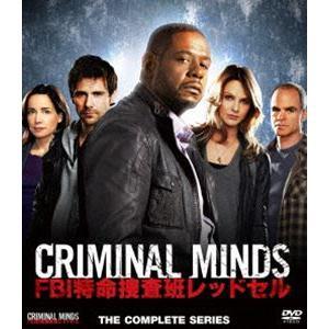 クリミナル・マインド/FBI 特命捜査班レッドセル コンパクトBOX [DVD]|ggking