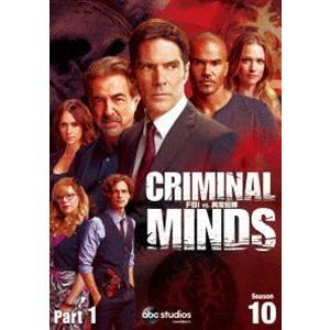 クリミナル・マインド/FBI vs. 異常犯罪 シーズン10 コレクターズBOX Part 1 [DVD]|ggking