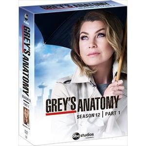 グレイズ・アナトミー シーズン12 コレクターズBOX Part1 [DVD]|ggking