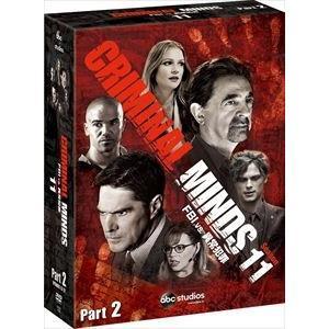 クリミナル・マインド/FBI vs. 異常犯罪 シーズン11 コレクターズBOX Part 2 [DVD] ggking