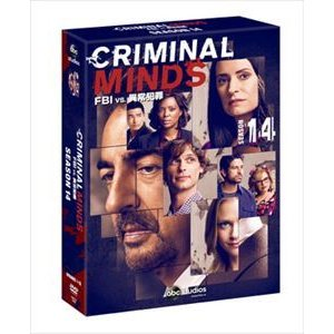 クリミナル・マインド/FBI vs. 異常犯罪 シーズン14 コレクターズBOX [DVD]|ggking
