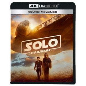 ハン・ソロ/スター・ウォーズ・ストーリー 4K UHD MovieNEX [Blu-ray] ggking
