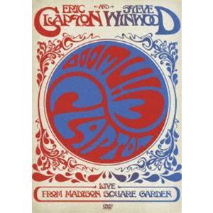 エリック・クラプトン&スティーブ・ウィンウッド/ライヴ・フロム・マディソン・スクエア・ガーデン [DVD]|ggking