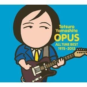 山下達郎 / オーパス オールタイム・ベスト 1975-2012(通常盤) [CD]|ggking