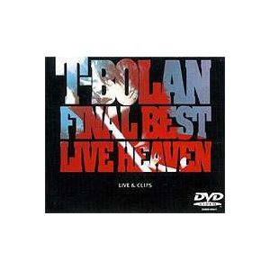 T-BOLAN FINAL BEST LIVE HEAVEN〜LIVE&CLIPS〜 [DVD]|ggking