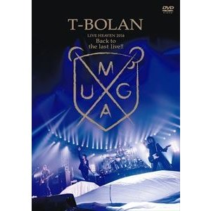 T-BOLAN/T-BOLAN LIVE HEAVEN 2014 〜Back to the last live!!〜 [DVD]|ggking