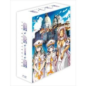 ARIA The ORIGINATION Blu-ray BOX(Blu-ray)