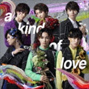 種別:CD 超特急 特典:プレイパス(初回生産分のみ特典) 内容:a kind of love/Pa...