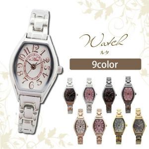 正規品 おしゃれ レディース腕時計 FSC019 ルタ 時計 ウォッチ  うでどけい レディース 女性 ユニセックス 安い 安価 プレゼント ギフト 誕生日 記念日|ggtokyo