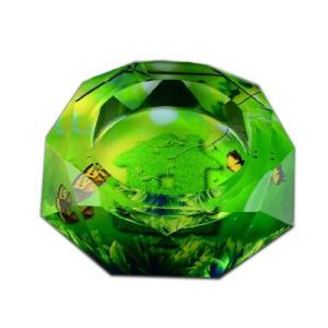 GREEM MARKET(グリームマーケット) 八角形 オクタゴン 多角形 卓上 緑 緑色 グリーン...