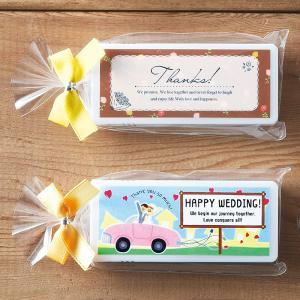 プチギフト 結婚式 安い お洒落 ウェディング 感謝 ありがとう お菓子★Puchi2ミントタブレット gift-bellsimple