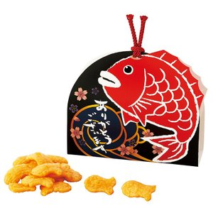 とってもおめで鯛あられ ◆プチギフト お菓子 結婚式 安い 2次会 和風 和装 内祝い