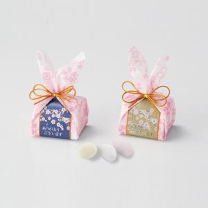 桜どらじぇ プチギフト お菓子 チョコレート 子供会 結婚式 景品 粗品 販促品|gift-bellsimple