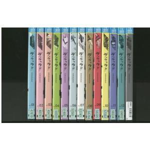 デュラララ!! 全13巻 DVD レンタル版 レンタル落ち 中古 リユース 全巻 全巻セット|gift-goods