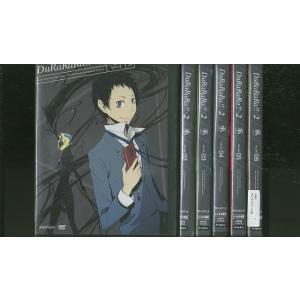 デュラララ!!×2 承 全6巻 DVD レンタル版 レンタル落ち 中古 リユース 全巻 全巻セット|gift-goods