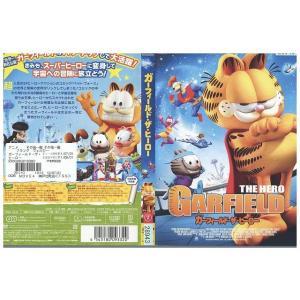 ガーフィールド・ザ・ヒーロー DVD レンタル版 レンタル落ち 中古 リユース gift-goods