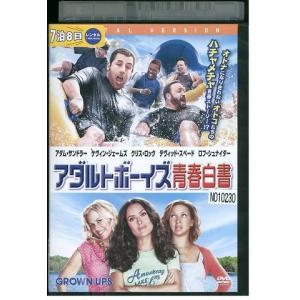 アダルトボーイズ 青春白書 DVD レンタル版 レンタル落ち 中古 リユース|gift-goods