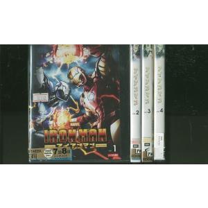 アイアンマン IRONMAN 全4巻 DVD レンタル版 レンタル落ち 中古 リユース 全巻 全巻セット|gift-goods