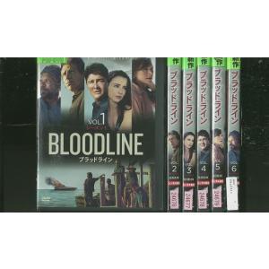 ブラッドライン 全6巻 DVD レンタル版 レンタル落ち 中古 リユース 全巻 全巻セット|gift-goods