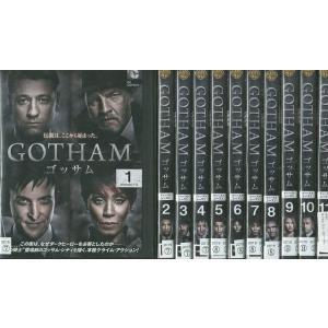 GOTHAM ゴッサム 全11巻 DVD レンタル版 レンタル落ち 中古 リユース 全巻 全巻セット|gift-goods
