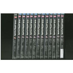 ウルトラマンレオ 全13巻 DVD レンタル版 レンタル落ち 中古 リユース 全巻 全巻セット|gift-goods
