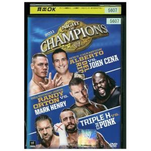 ナイト・オブ・チャンピオンズ2011 DVD レンタル版 レンタル落ち 中古 リユース|gift-goods