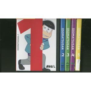 おそ松さん 5巻セット DVD レンタル版 レンタル落ち 中古 リユース|gift-goods