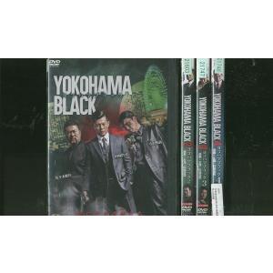 YOKOHAMA BLACK ヨコハマブラック 1〜4巻セット 的場浩司 小沢和義 DVD レンタル版 レンタル落ち 中古 リユース gift-goods