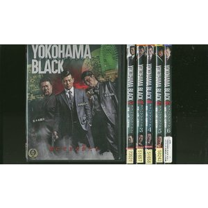 YOKOHAMA BLACK ヨコハマブラック 1〜6巻セット 的場浩司 小沢和義 DVD レンタル版 レンタル落ち 中古 リユース gift-goods