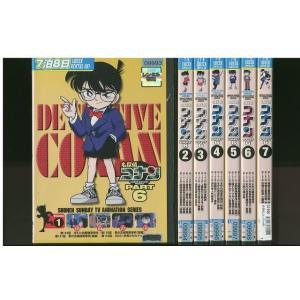 名探偵コナン Part6 全7巻 DVD レンタル版 レンタル落ち 中古 リユース 全巻 全巻セット|gift-goods