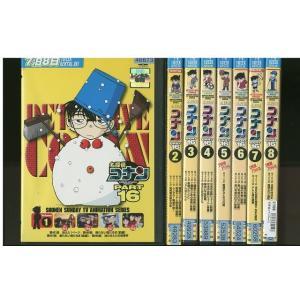 名探偵コナン Part16 全8巻 DVD レンタル版 レンタル落ち 中古 リユース 全巻 全巻セット gift-goods