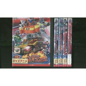 トミカヒーローレスキューファイアー 5巻セット(未完) DVD レンタル版 レンタル落ち 中古 リユース|gift-goods