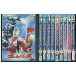 ウルトラマンマックス 全10巻 DVD レンタル版 レンタル落ち 中古 リユース 全巻 全巻セット|gift-goods